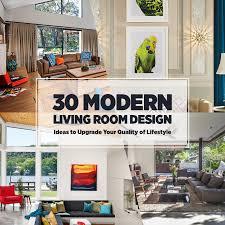 Decoration furniture living room Vintage Modern 30 Modern Living Room Design Ideas To Upgrade Your Quality Of Lifestyle Freshomecom 30 Modern Living Room Design Ideas To Upgrade Your Quality Of