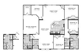 Legacy Doublewide Home Model 324832A  View Home FloorplanLegacy Mobile Home Floor Plans