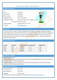 Resume Template Splendid Sap Basis Sample Resume Fresher Format