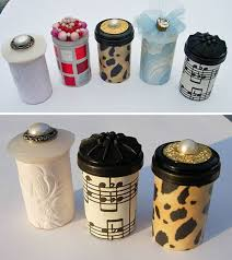diy cute treasure boxes uses for empty pill bottles around the house diy projects