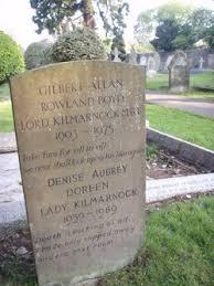 Lady Denise Aubrey Doreen Coker Boyd (1930-1985) - Find A Grave ...