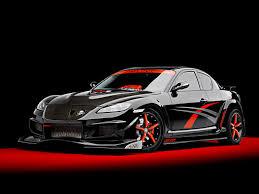 mazda rx8 black modified. kimballstock_aut 39 rk0409 01_preview mazda rx8 black modified
