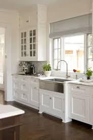 Kitchen  Excellent Stainless Steel Farmhouse Kitchen Sinks White Farmhouse Stainless Steel Kitchen Sink
