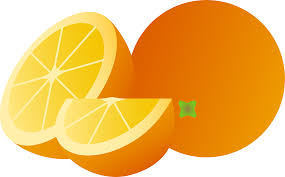 orange clipart png. orange fruit whole and sliced clipart png p