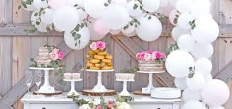 awesome bridal shower wall decoration ideas