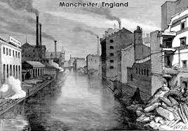 Image result for industrial revolution manchester ca