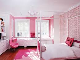 Chic Pink Bedroom For Girls Pretty In Pink Girls39 Rooms Home Remodeling  Ideas For
