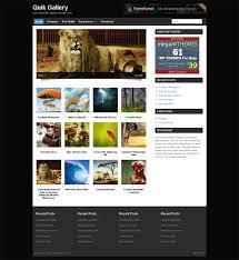 Wordpress Photo Gallery Theme Quik Gallery Free Awasome Photo Gallery Wordpress Theme
