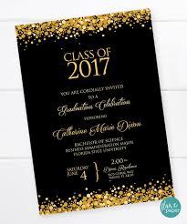 Graduation Invitation Graduation Celebration College