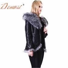 18 high quality design las winter faux fur coat women transformer winter fashion furs women s coats jacket plus size