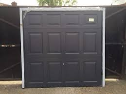 image is loading 2260mm x 2170mm garador beaumont steel anthracite grey