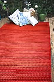 fab habitat outdoor rug indoor sunset 5 x 8 cancun 8x10