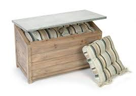 furniture wooden garden storage cupboard rattan cushion storage box wooden patio storage cabinet outdoor furniture