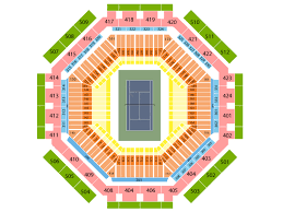 Indian Wells Tennis Seating Chart Sports Simplyitickets