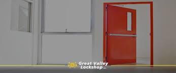 fire doors in commercial buildings