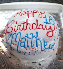 February Birthday Cakes Scarletts Rosette Birthday Cakes Little Bits Of Everything Inc