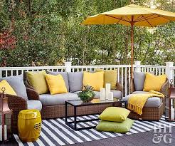 yellow patio furniture. Patio Furniture, Area Rug, Pillows Yellow Furniture