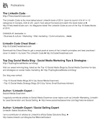 Linkedin Profile Examples How To Create A Client Focused Profile