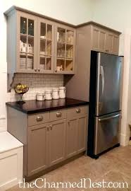 tan painted kitchen cabinets. Tan Painted Kitchen Cabinets Chalk Painting The Counter Tops Me Like I Will Post Colored E