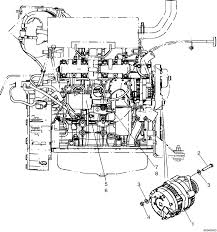 how do you remove a starter from a new holland skid steer 2001 ls180