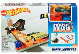 Игровой <b>набор Hot Wheels</b> Конструктор трасс в ассортименте ...