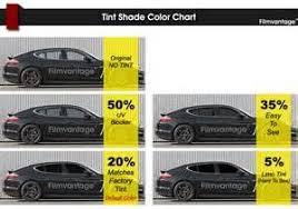 Window Tint Shades Chart Window Tinting Windows Residential Windows Muscle Cars