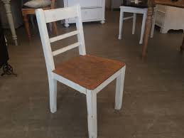 Beautiful Child Chair Antique In Shabby Style