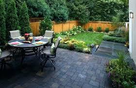 paver patio ideas medium size small paver patio designs inexpensive ideas backyard