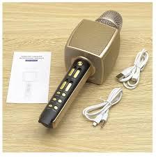 Loa karaoke mic bluetooth YSD YS 92 Phân khúc chính hãng YSD giá rẻ Hỗ trợ  hát karaoke Bán hàng Trợ giảng Tiếp thị Kẹo kéo Bảo hành 12 tháng kích thước