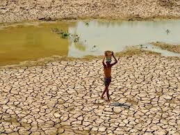 telangana s youngest state faces worst ever drought water acute drinking water shortage due to drastic fall in water levels in major reservoirs continuing
