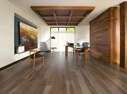 Best flooring for home office Contemporary Laminate Hickory Flooring Combined Black Leather Chesterfield Sofa Varnished Unique Home Decor Home Office Paulshi Dark Wood Floors Black Flooring Valiet Org Floor Texture Paulshi