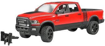 <b>Машина BRUDER Пикап RAM</b> 2500 — купить детскую игрушку по ...