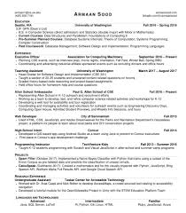 Where To Put Gpa On Resume Inspirational Format Application In