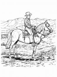 Coloring pages of dogs to print. Horses Free Printable Coloring Pages For Kids