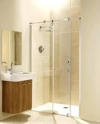 sliding glass shower doors barn door shower door medium size of bathroom sliding glass shower doors