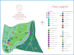 Ranch Map Loralee Foundation
