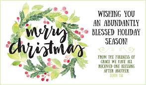 online christmas card merry christmas abundantly blessed ecard free christmas cards online