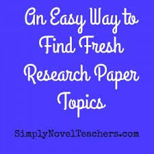 Set of Psychology Research Paper Topics