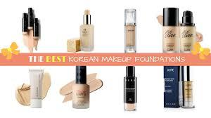 10 best korean makeup foundations