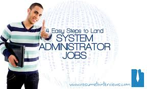 Landing System Administrator Jobs At Any Level Resume To Interviews