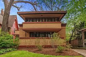5 Frank Lloyd Wright Houses For Sale
