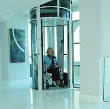 home chair elevator. the vision 550 wheelchair-accessible home chair elevator