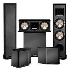 klipsch home theater speakers. bic acoustech pl-89ii home theater system klipsch speakers s