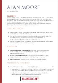 Free Business Resume Template Cool FREE RESUME TEMPLATES 28