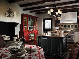 rustic kitchen island table. Solid Wood Countertops Carved Legs Island Rustic Kitchen Designs Brown Granite Countertop Backsplash Grey Dining Table Set