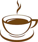 coffee clip art. Delighful Clip Hot Coffee  Vector Icon Of Cup To Coffee Clip Art