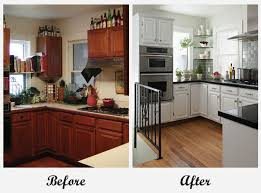 simple kitchen makeovers before and after interior design