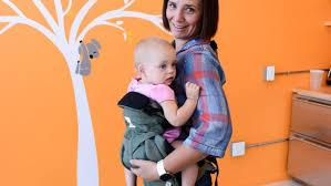 best practice tips for baby wearing
