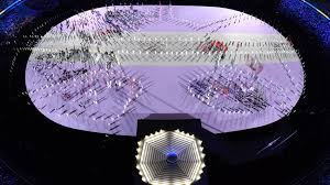 انطلاق مراسم افتتاح أولمبياد طوكيو 2020