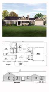Best 25+ Ranch style homes ideas on Pinterest | Ranch house plans, Ranch  style house and Floor plans